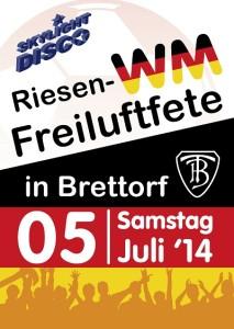 Freilufftfete Brettorf